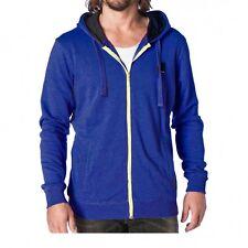 Mystic Sweat Jacke FRESH 3.0 Zip  Kapuze dynamic blue Gr. L neu CHIEMSEE-KINGS