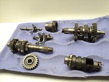 Yamaha DT360 DT 360 Enduro #5059 Transmission & Misc. Gears / Shift Drum & Forks
