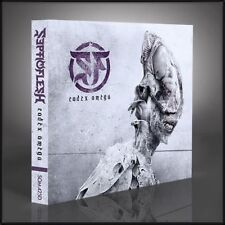 SEPTIC FLESH - CODEX OMEGA - 2CD DELUXE DIGIPACK EDITION NEW SEALED 2017