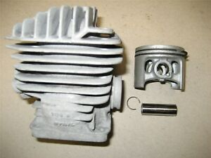 Stihl Motorsäge 044 MS 440 Zylinder mit Kolben 1128 020 1227