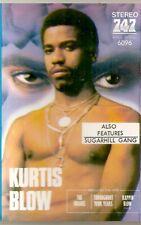 Kurtis Blow   Kurtis Blow. Import Cassette Tape