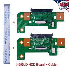 HDD Hard Drive USB IO Board for Asus X555L X555LD W519L A555L X554L REV3.3 /3.6