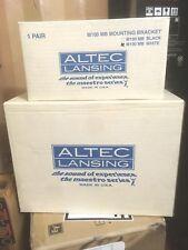 (1) ALTEC Lansing (Model: M-100T) Loudspeaker Color (WHITE) NEW