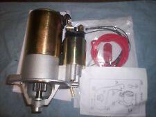 Ford Mustang High Torque Mini Racing Power Starter 1969-70 71 73 74 77 79 Manual