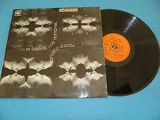 Cuarteto Zupay - si todos los hombres RARE Argentina STEREO LP Folk Latin LISTEN