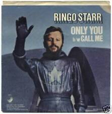 "Ringo Starr - Only You / Call Me - Apple 7"" 45 PS"