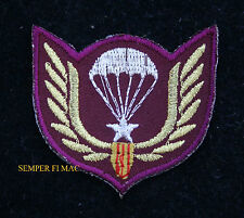 SOUTH VIETNAM ARVN ARMY PARACHUTE WING AIRBORNE BERET PATCH JUMP ARVN INFANTRY