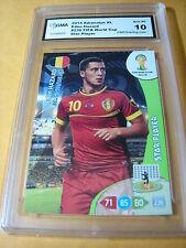 EDEN HAZARD BELGIQUE 2014 ADRENALYN XL FIFA WORLD CUP STAR PLAYER GRADED 10