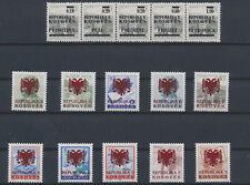 LM78968 Kosovo overprint Yugoslavia stamps fine lot MNH