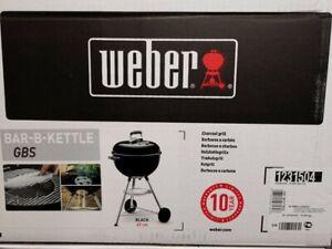 """Weber Original Bar-B-Kettle GBS GrillØ 47 cm - """"Neu & OVP"""""""
