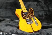 HS Anderson TL Electric Guitar Flamed Maple Top Veneer Back Special Pickguard