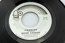 David Cassidy: Cherish / All I Wanna Do Is Touch You   [Unplayed Copy]