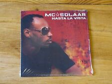 MC SOLAAR Hasta La Vista CD