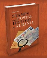 STAMPS and POSTAL HISTORY of ALBANIA by Th.Nika. Book in English