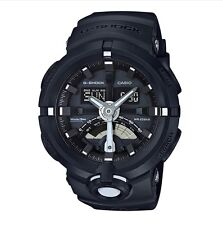 Casio G-Shock * GA500-1A Urban Sports Anadigi Black Resin for Men COD #crzyj