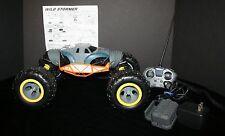 2002 TONKA Wild Stormer Remote Control Truck Car Toy NM Echo Toys