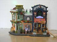 Lemax 2005 Holiday Treasures Christmas Shops #55254, Rare Collectible