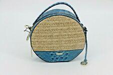 BRAHMIN Mantle Collection Lane Crossbody Bag Lagoon Q40 1491