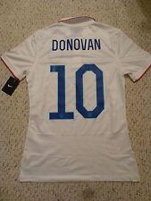 RARE NWT Nike 2014 USA 10 Landon Donovan Authentic Player Edition White Jersey M