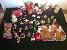 Christmas decorations;ornaments bundle bulk lot