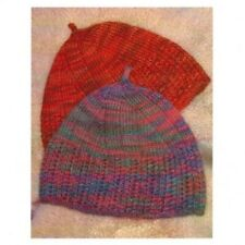 New listing Knitting Pattern by Bad Cat Designs Lace Watch Cap