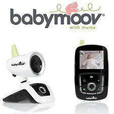 Babymoov visio care iii baby nursery sécurité moniteur caméra & veilleuse - 300M