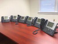 Used Cisco IP Phone 7900 Series CP-7941G Telephones