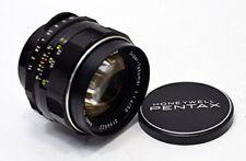 Pentax Smc Takumar 50 Mm F1. 4 Lens M42 Mount