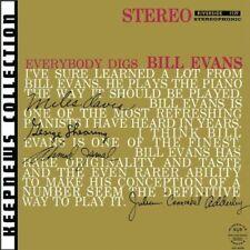 Bill Evans - Everybody Empujes de Bill Nuevo CD