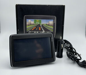 TOMTOM GPS GO 820 | AS NEW | WITH BOX, INSTRUCTIONS & CABLE | GREAT