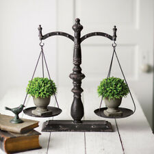 Primitive new Decorative new large Balance Scale