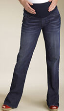 ALMOST MUM MATERNITY JEANS OVER BELLY ADJUSTABLE WAIST