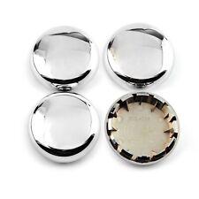 """4pcs 78mm/66mm Chrome Silver Wheel Center Caps for Blazer #15661030 15"""" Wheel"""