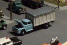 OPEN HOOD Farm Truck Covered N Scale Vehicles