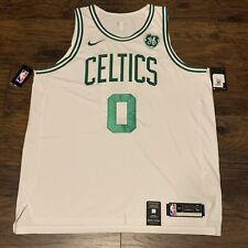 Jayson Tatum Boston Celtics Nike VaporKnit Authentic Association Jersey Sz56/XXL