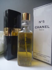 CHANEL No5 EDT Refillable Spray 50ml Vintage