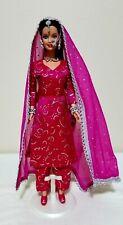 2004 Soni Punjabi Barbie Expressions of India RARE Excellent Condition