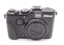 Nikon Coolpix P7100 10.1MP 7.6cmscreen 7.1X ZOOM FOTOCAMERA DIGITALE NERA