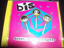 Bis – Sweet Shop Avengerz / Avengers UK CD Single – Like New