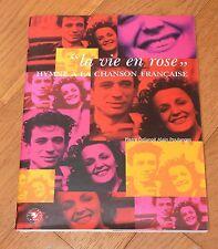 LA VIE EN ROSE / HYMNE A LA CHANSON FRANCAISE - PIERRE DELANOE & ALAIN POULANGES
