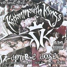 KOTTONMOUTH KINGS - Vol. 1-double Dose: Hidden Stas - CD DVD - NEW