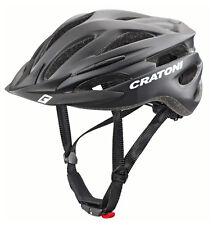 Cratoni Casco Bicicleta Pacer con Visera Ronda Casco Hombre Mujer MTB BMX