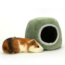 Guinea Pig Small Animal Bed Fleece Snuggle Pouch Cuddle Cup Sack Sleeping Bag