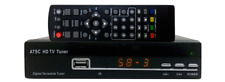 ATSC Antenna TV Tuner + USB DVR For Local OTA Channels 1080p HD SD Outputs