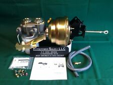 1957 1972 Ford Truck Power Brake Booster Conversion Kit F10012 Ton4wd 2wd