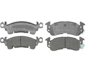 Disc Brake Pad Set-Service Grade; Ceramic Front Raybestos SGD52C
