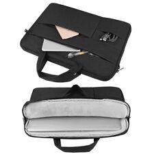 Black Laptop Shock Proof Sleeve Case Zip Bag Briefcase For 14' Apple MacBook Pro