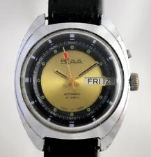 SLAVA AUTOMATIC SERViCED watch 27 Jewels Calibr # 2427 Export Version USSR