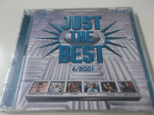 41949 - JUST THE BEST 4/2001 - 2CD SET - NEU (ALCAZAR DEPECHE MODE GORILLAZ)