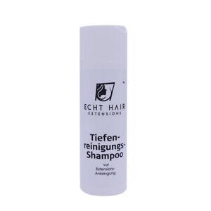 Tiefenreinigungs Shampoo vor Extensions Anbringung